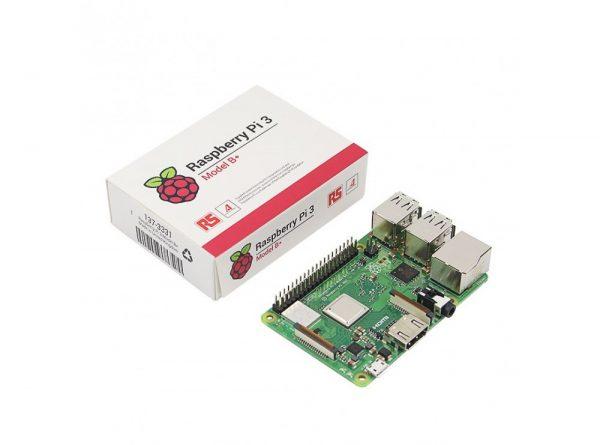 رزبری پای raspberry pi 3 uk مدل b تولید انگلستان 1 ارکید استور