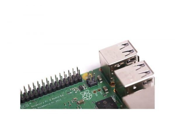 رزبری پای raspberry pi 3 uk مدل b تولید انگلستان 2 ارکید استور