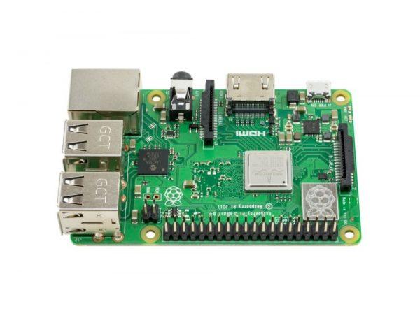 رزبری پای raspberry pi 3 uk مدل b تولید انگلستان 3 ارکید استور