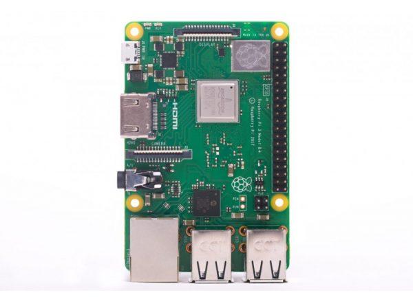 رزبری پای raspberry pi 3 uk مدل b تولید انگلستان 4 ارکید استور