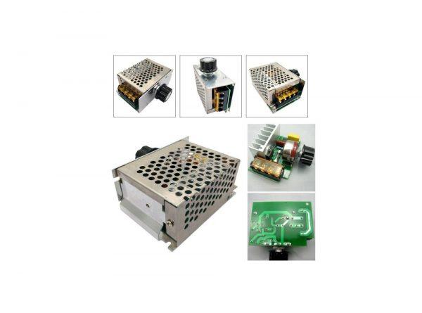 4 کیلو وات scr ولتاژ 220 ولت ac مدل قابدار 1 ارکید استور
