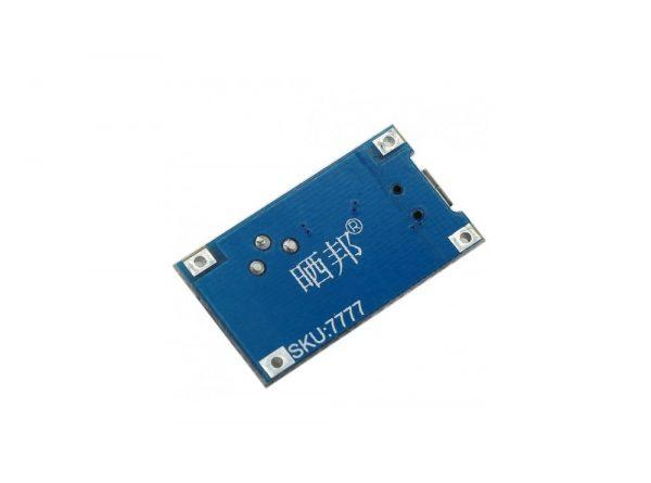 رگولاتور dc dc افزاینده 2 آمپر با ورودی میکرو usb 1 ارکید استور