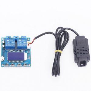کنترلر دما و رطوبت دیجیتال مدل xy r01 ارکید استور