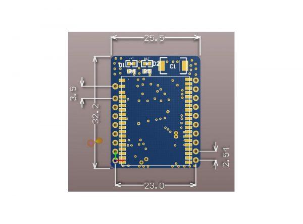 gsm 4 باند air200 با قابلیت gprsgsmsms 4 ارکید استور
