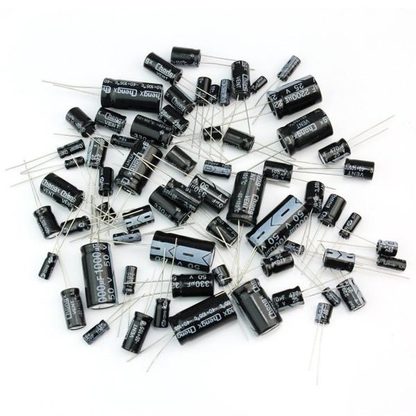 های الکترولیت 63v 10v ارکید استور