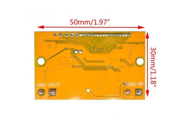 مبدل dc dc کاهنده hw 601 به همراه نمایشگر 2 ارکید استور