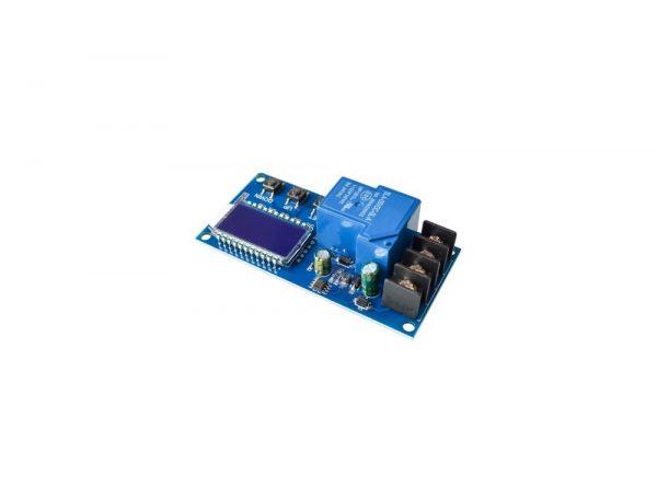 کنترل شارژ باتری دیجیتال 6 الی 60 ولت مدل xy l30a 2 ارکید استور
