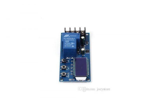 کنترل شارژ باتری دیجیتال 6 الی 60 ولت مدل xy l30a 4 ارکید استور
