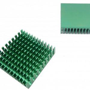 سینک سایز 4x4cm مخصوص المان سردکننده رنگ سبز ارکید استور