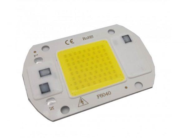 led cob مهتابی 20w 220v با درایور داخلی ارکید استور