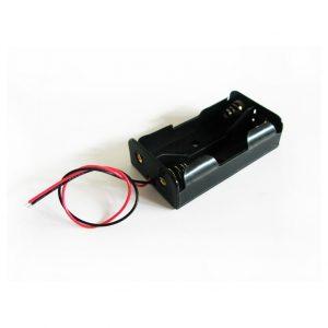 دوبل باتری های لیتیوم یون 37v سایز 18650 ارکید استور