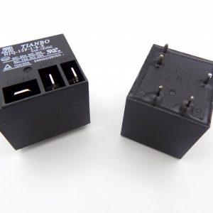 فیش خور کولری 12 ولت 30 آمپر مارک tianbo کد hjq 15f 1 s z ارکید استور