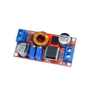 مبدل dc dc کاهنده xl4015 با کنترل شارژ باتری 3 ارکید استور