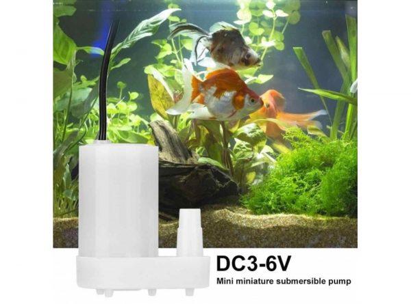 پمپ آب مینیاتوری 5 3 ولت dc مدل vertical 2 ارکید استور