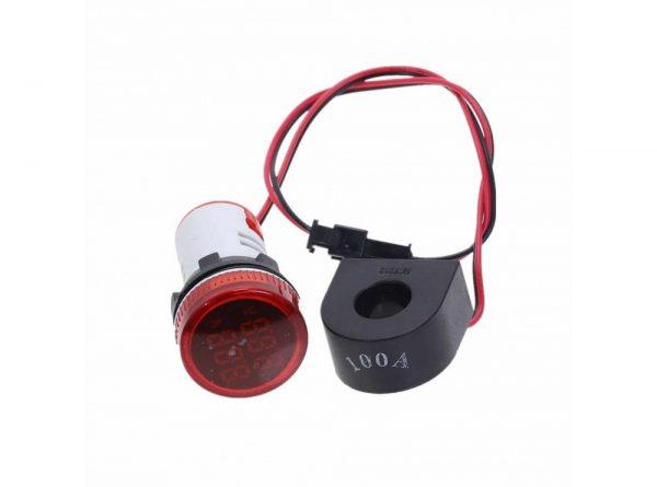 سیگنال با ولتمتر و آمپرمتر روپنلی مدل ad101 22vam 7 ارکید استور