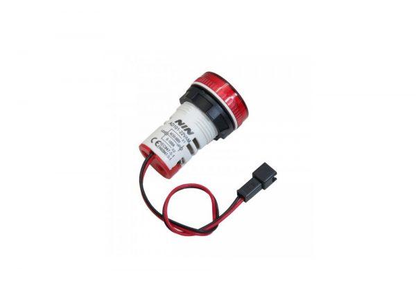 سیگنال با ولتمتر و آمپرمتر روپنلی مدل ad101 22vam 8 ارکید استور