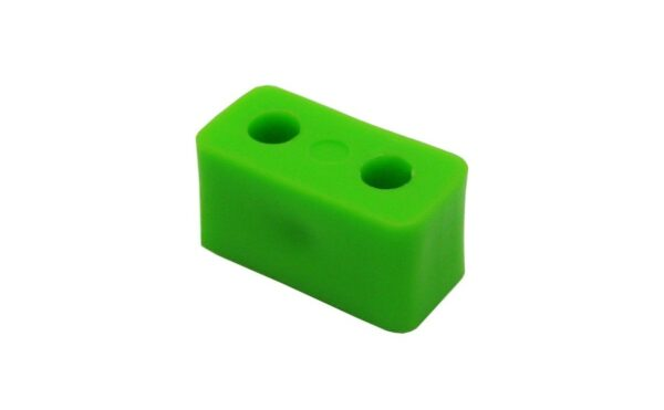سازه پلاستیکی صاف دو سوراخ ارکید استور