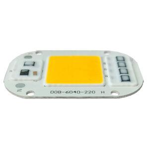 ای دی COB آفتابی 50W 220V درایور داخلی 6040 ارکید استور