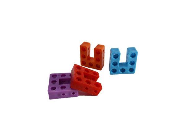 پلاستیکی u شکل 1 ارکید استور