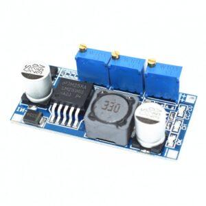 مبدل dc dc کاهنده lm2596 با امکان کنترل جریان خروجی ارکید استور