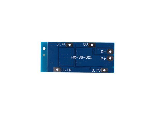 محافظ شارژ باتری لیتیومی 3 سل 10a مدل d01 3 ارکید استور