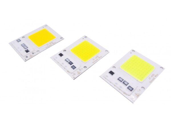 led cob آفتابی 30w 220v با درایور داخلی مدل jt 4055 2 ارکید استور