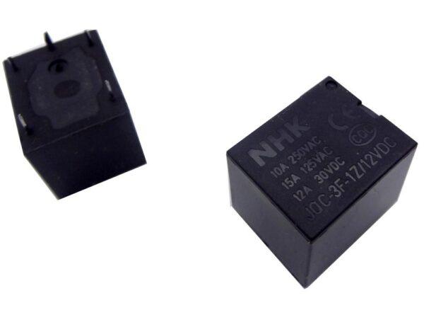 12v 10a پایه میلون t73 مارک nhk کد jqc 3f 1z 12vdc ارکید استور