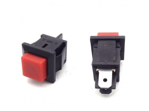 فشاری مربعی قرمز مدل sb 17 2 ارکید استور