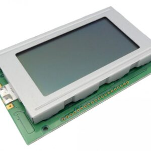 glcd 64x128 گرافیکی دارای بک لایت ks0108 تایوانی صنعتی 1 ارکید استور