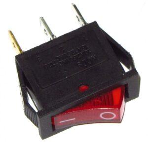 راکر باریک چراغدار 25x20x10 1 ارکید استور