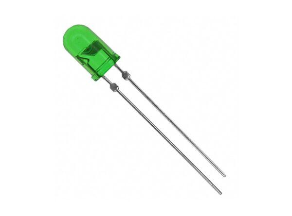 led سبز مات 5mm 1 ارکید استور
