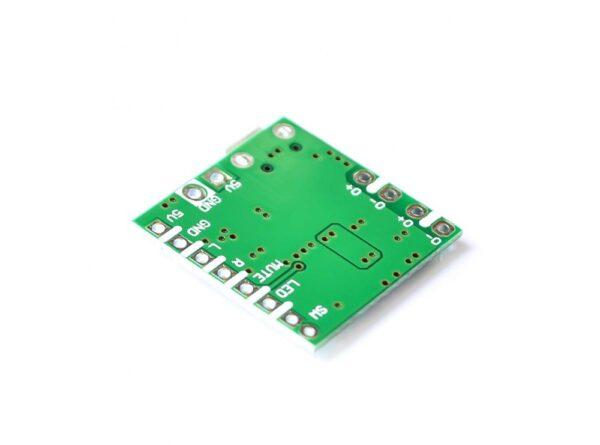 آمپلی فایر 2x3w کلاس d تراشه pam8403 با ورودی micro usb 3 ارکید استور