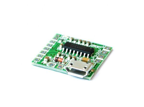 آمپلی فایر 2x3w کلاس d تراشه pam8403 با ورودی micro usb 5 ارکید استور