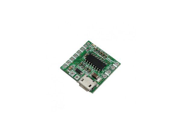 آمپلی فایر 2x3w کلاس d تراشه pam8403 با ورودی micro usb ارکید استور