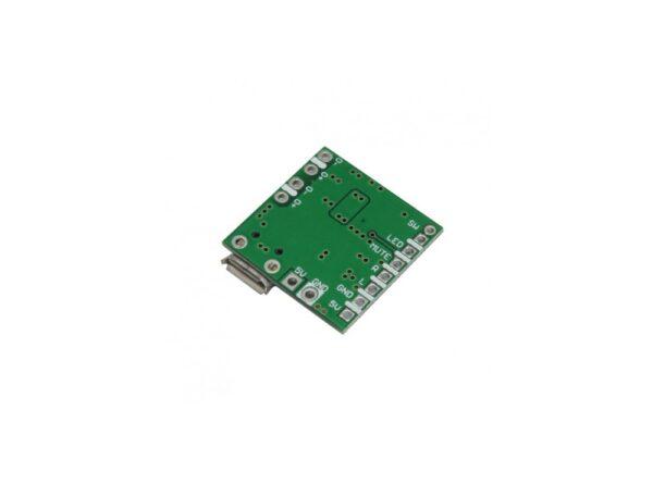 آمپلی فایر 2x3w کلاس d تراشه pam8403 با ورودی micro usb 7 ارکید استور