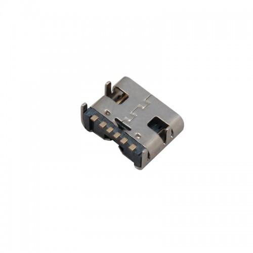 TYPE C 6P SMD Female socket 272 3 500x500 1 ارکید استور