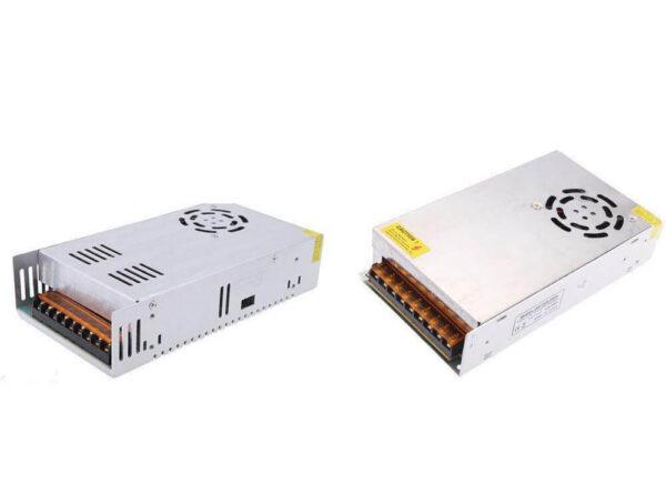 سوئیچینگ فلزی 24v 15a فن دار 1 ارکید استور