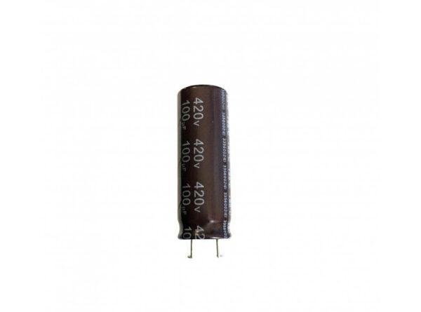 الکترولیتی jh 100uf 420v ارکید استور