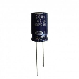 الکترولیتی samwha 47uf 200v ارکید استور