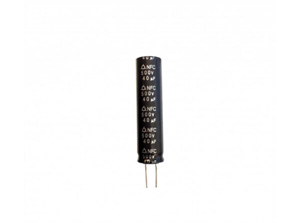 الکترولیتی samyoung 40uf 500v ارکید استور
