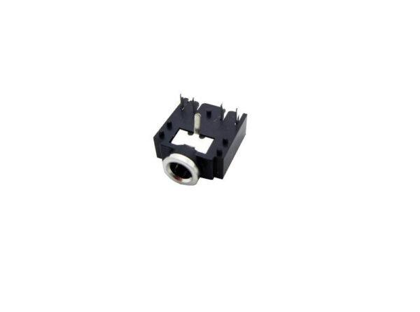 هدفن 35mm استریو کوتاه مشکی 3f07 ارکید استور
