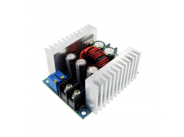 کاهنده 20 آمپری dc dc با کنترل ولتاژ و جریان 300w ارکید استور