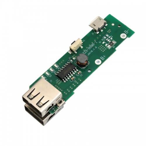 Power Boost Charge USB Output 5V 1A 2A Board 561 2 500x500 1 ارکید استور