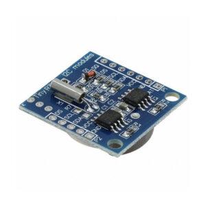 ساعت ds1307 به همراه حافظه real time clock chip ارکید استور