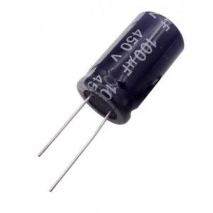 الکترولیتی 100uf 450v ارکید استور