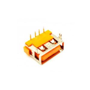 usb a مادگی کوتاه 10mm رنگ نارنجی ارکید استور