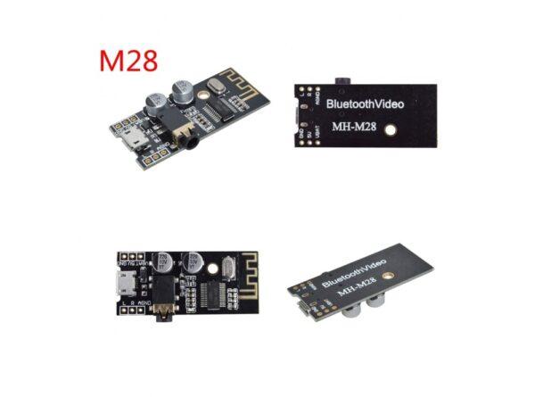 بلوتوث صوتی mh m28 دارای جک هدفن 1 ارکید استور