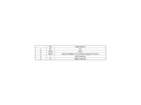 بلوتوث صوتی mh m38 دارای 2 خروجی آمپلی فایر 50w 4 ارکید استور