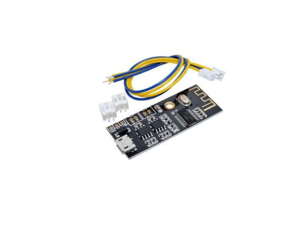 بلوتوث صوتی mh m38 دارای 2 خروجی آمپلی فایر 50w ارکید استور