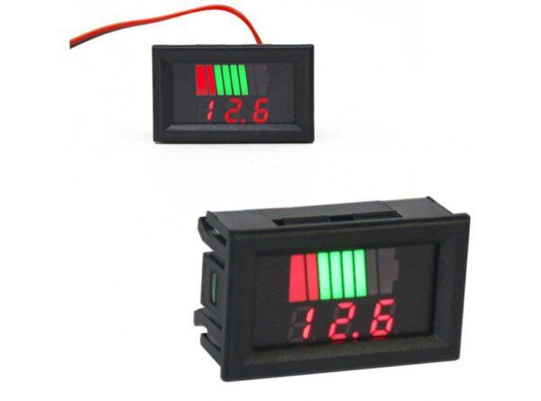 نمایشگر سطح شارژ باترى 60 12 ولت روپنلی 1 ارکید استور